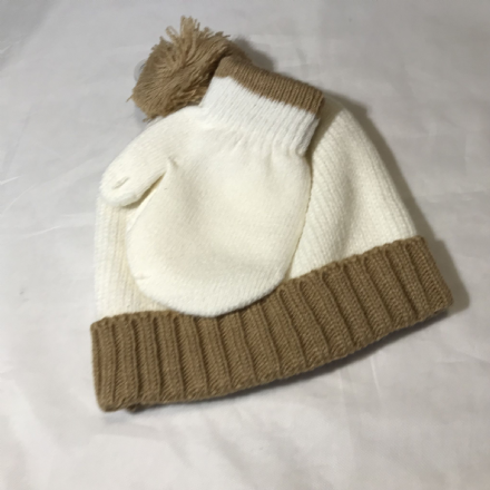 Infant Hat and Mitts One Size
